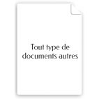 Traduction tout type de document