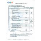 Traduction d'une attestation détaillée d'assurance