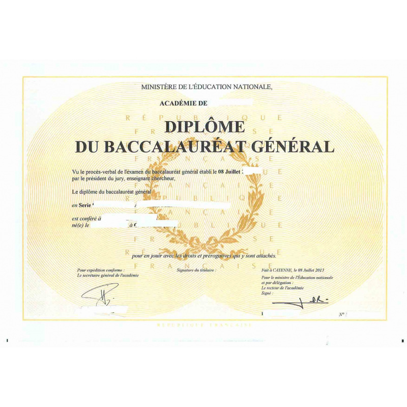 traduction dipl u00f4me bac  brevet  bts