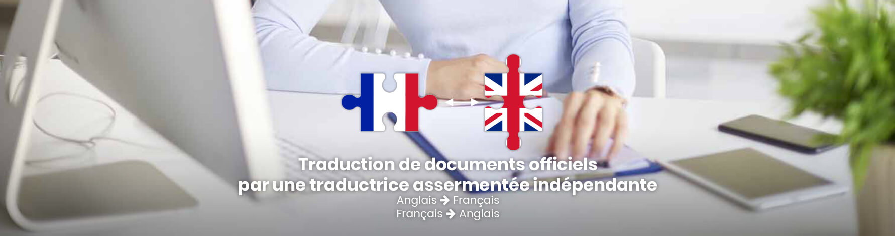 Traduction de documents officiels